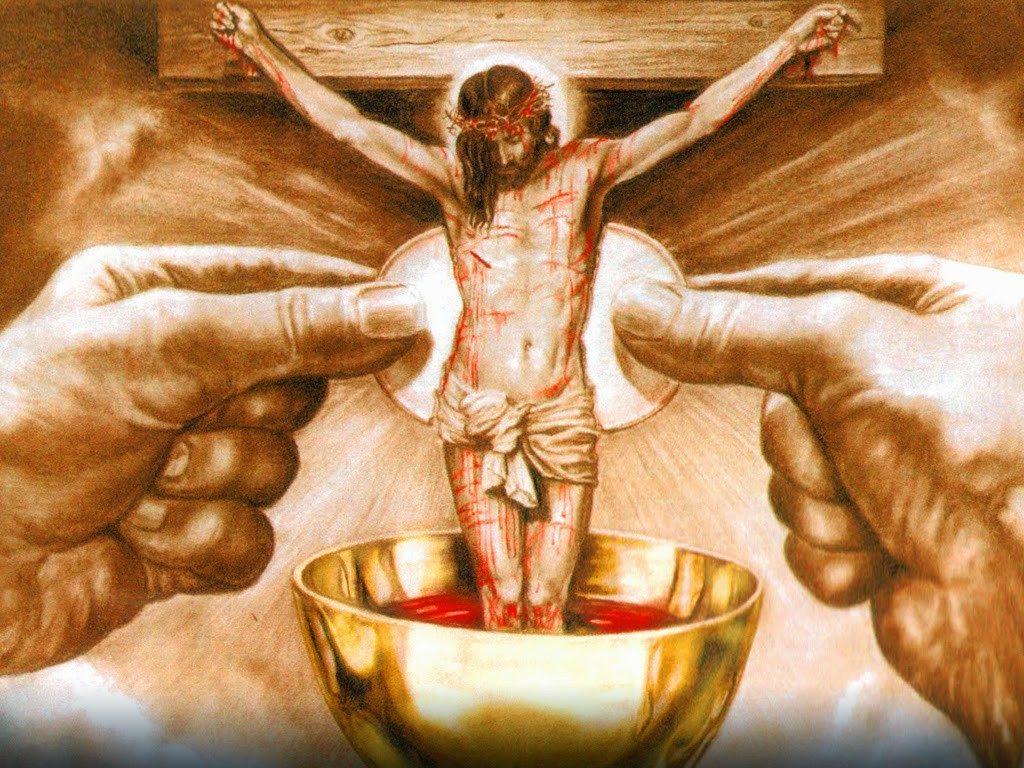 Mass Eucharistic Sacrifice Beyond Rituals God Graces Mercy