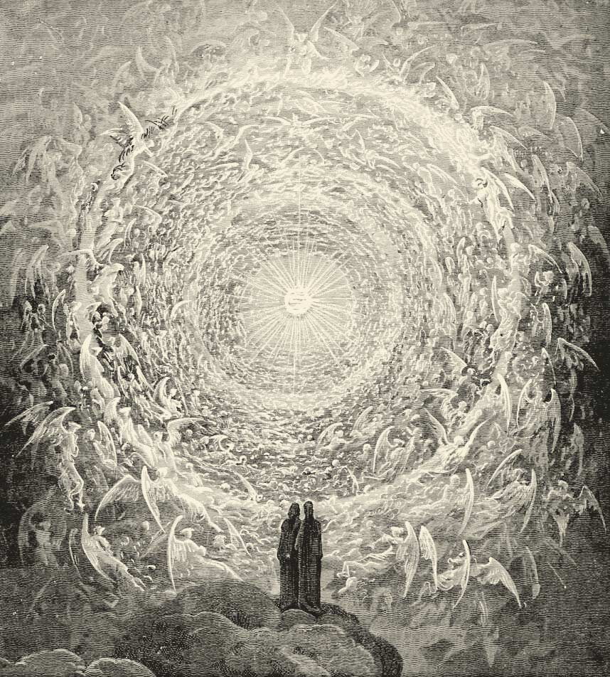 The Divine Comedy by Dante, Illustrated,