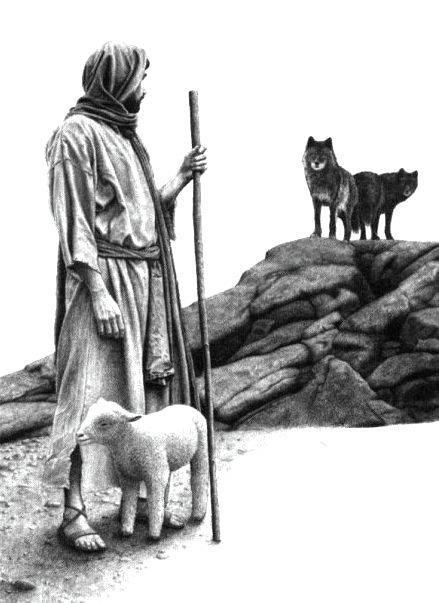 The LORD my Shepherd