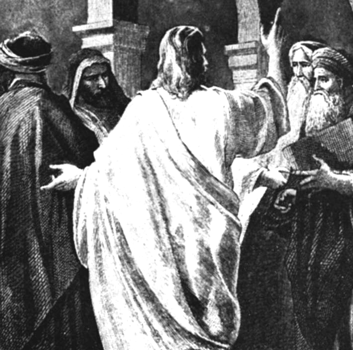 Jesus and Sadducees