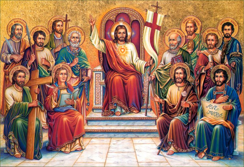CHRIST WILL COME AS KING AND JUDGE