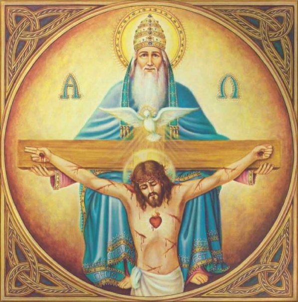 Blessed Trinity in Unity