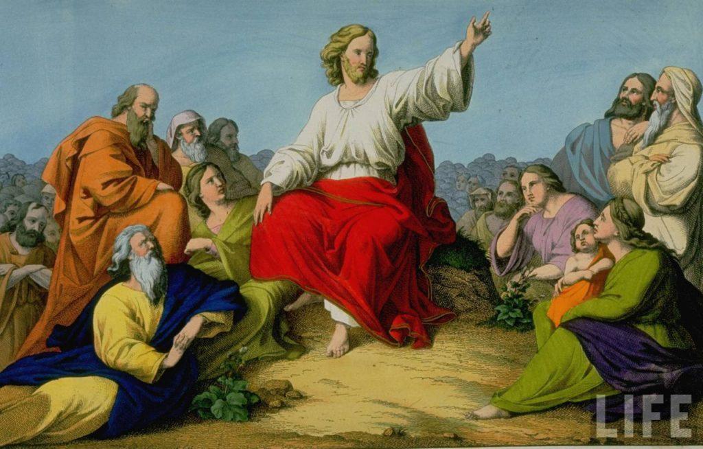 Jesus Wallpaper Pictures - Sermon on the Mount