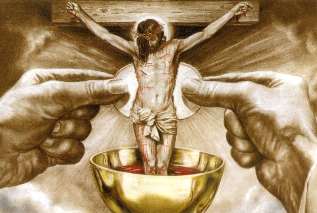 The Real Presence of Jesus in the Eucharist